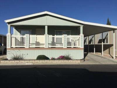 Mobile Home at 13393 Mariposa Road #129 Victorville, CA 92392