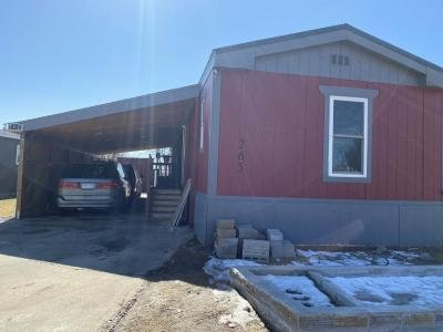 Mobile Home at 1201 West Thornton Parkway #265 Thornton, CO