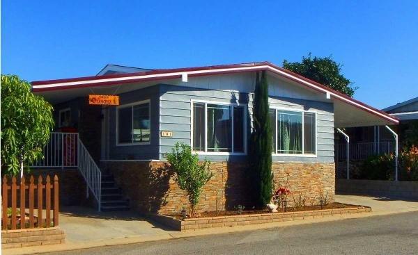 1978 Silvercrest Silvercrest Mobile Home