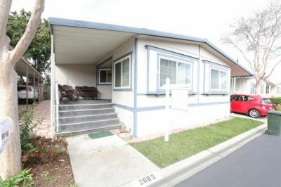 Mobile Home at 2883 Moss Hollow Dr San Jose, CA 95121