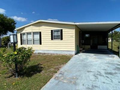 Mobile Home at 540 Ann Marie Lane Port Saint Lucie, FL 34952