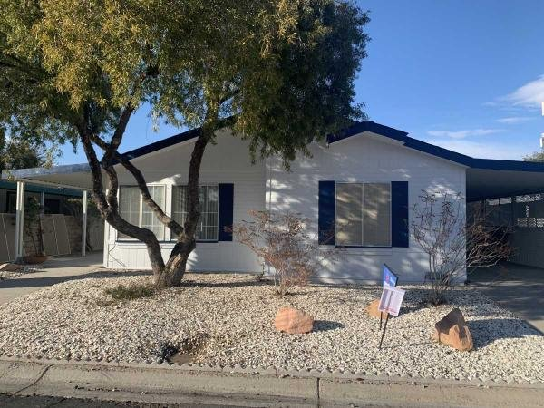 1993 WHC Mobile Home For Sale