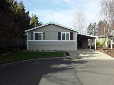 Mobile Home at 310 Pitney Ln #6 Junction City, OR 97448
