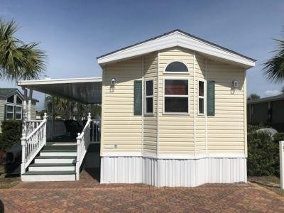 Mobile Home at 1957 Allison Ave. Site 161 Panama City Beach, FL 32407
