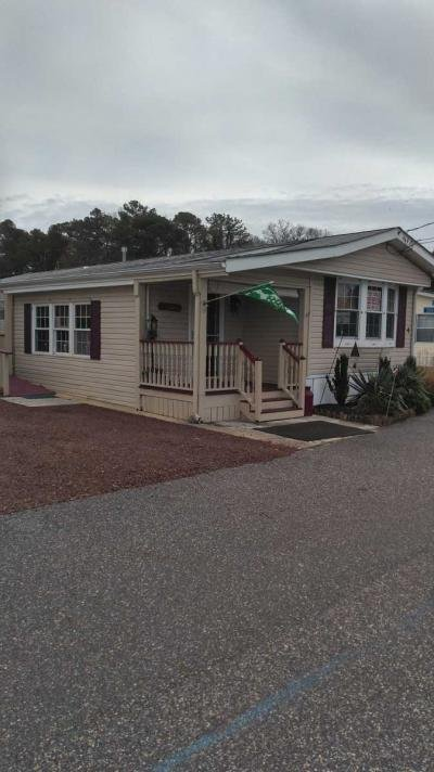 Mobile Home at 1621 S. Shore Rd. #4 Ocean View, NJ