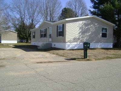Mobile Home at 53549 Patton Dr Mattawan, MI 49071