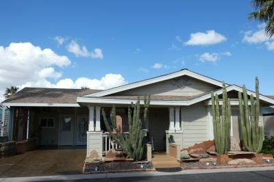 Mobile Home at 1110 North Henness Rd. #1310 Casa Grande, AZ 85122