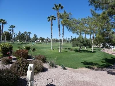 Mobile Home at 1110 North Henness Rd. #129 Casa Grande, AZ