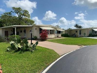 Mobile Home at 8536 Baron Drive., Lot #279 Boynton Beach, FL 33436