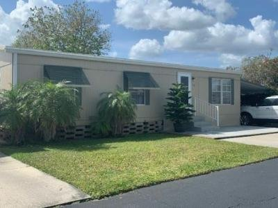 Mobile Home at 76 New York Drive New Smyrna Beach, FL 32168