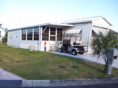 Mobile Home at 117 W. Saint John's Way Apollo Beach, FL