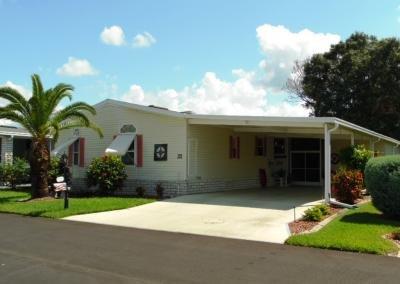 Mobile Home at 1102 La Costa Lane W. Winter Haven, FL 33881