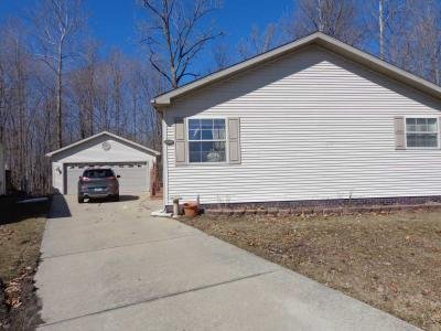 Mobile Home at 8306 Thetford Lane Willis, MI 48191