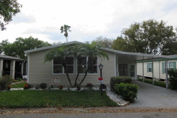 1999 Fleetwood Manufactured Home