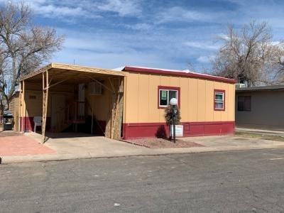 Mobile Home at 1600 Sable Blvd #54 Aurora, CO 80011
