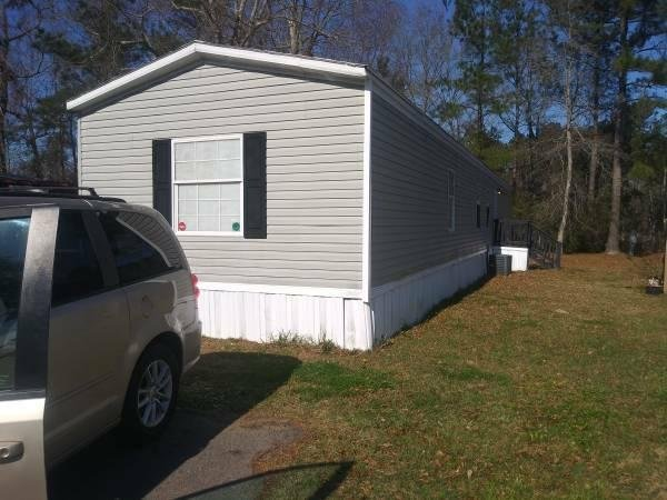 2007 Giles Legacy Manufactured Home