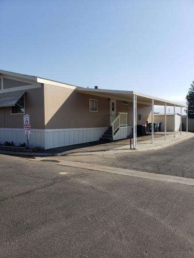 Mobile Home at 5541 E. Tulare Ave #19 Fresno, CA 93727