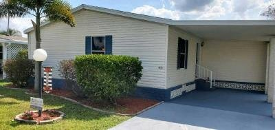 Mobile Home at 4561 Drummond Place, 461 Lakeland, FL 33801