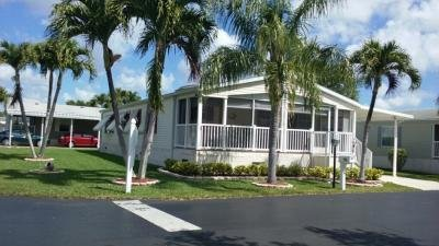 Mobile Home at 4461 NW  67th Pl., #O-01 Coconut Creek, FL 33073