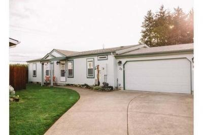 Mobile Home at 11105 Main St. Donald, OR 97020