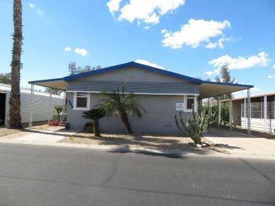 Mobile Home at 6960 W. Peoria Ave #139 Peoria, AZ