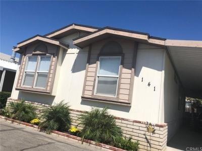 Mobile Home at 15050 Rancho Monte Vista Ave #141 Chino Hills, CA 91709