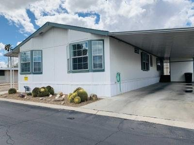 Mobile Home at 7570 E. Speedway #211 Tucson, AZ