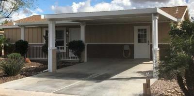 Mobile Home at 2263 N Trekell Rd #80 Casa Grande, AZ 85122