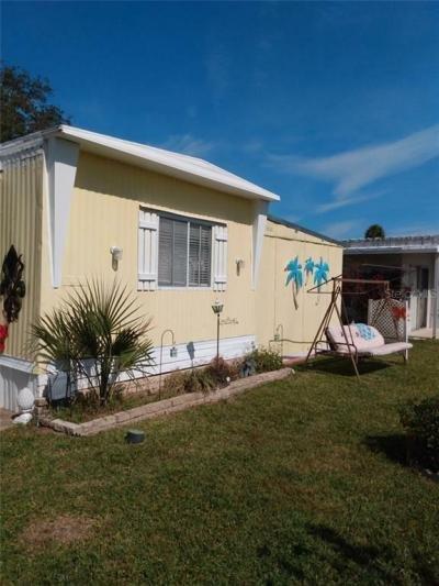 Mobile Home at 910 LISA CIR  Leesburg, FL 34788