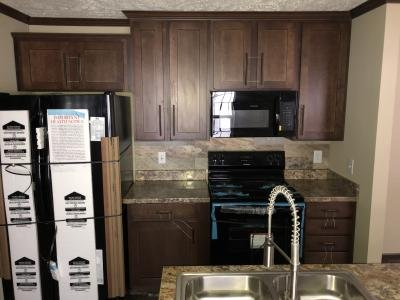Kitchen, new appliances
