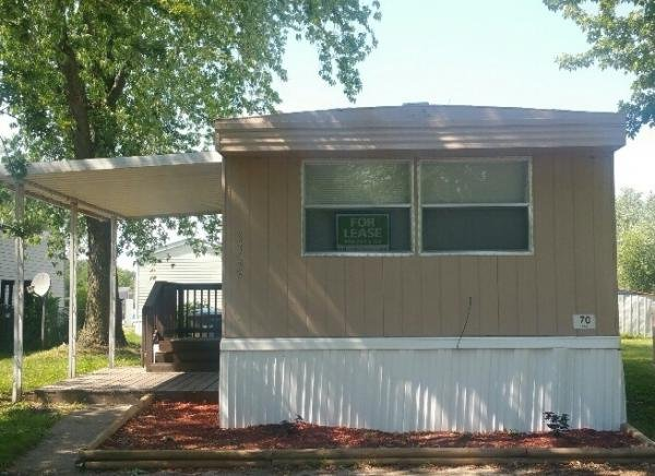 1975 MARSHFIELD Mobile Home For Sale