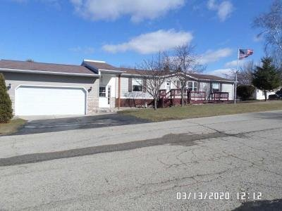 Mobile Home at 114 Kelly Drive Theresa, WI 53091