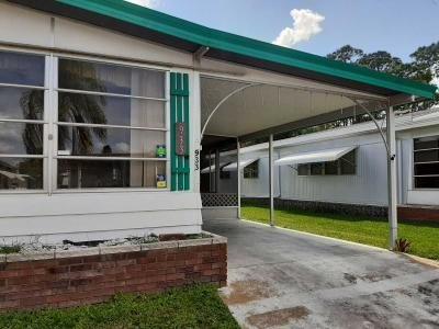 Mobile Home at 933 Srtong Box Lane North Fort Myers, FL 33917