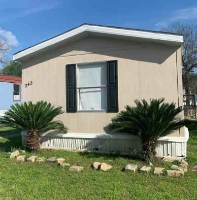 Mobile Home at 1401 E. RUNDBERG #343 Austin, TX 78753