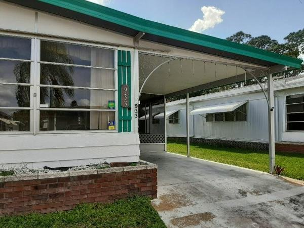 1978 SCHU Mobile Home For Sale