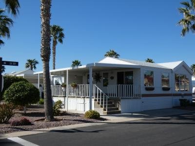 Mobile Home at 1110 North Henness Rd. #263 Casa Grande, AZ 85122