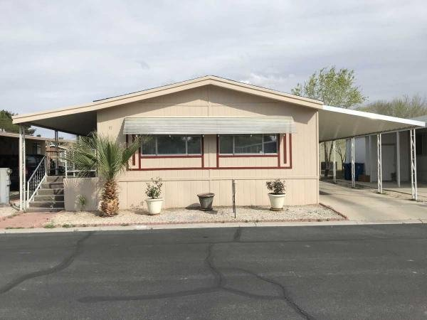 1984 Golden West Manufactured Home