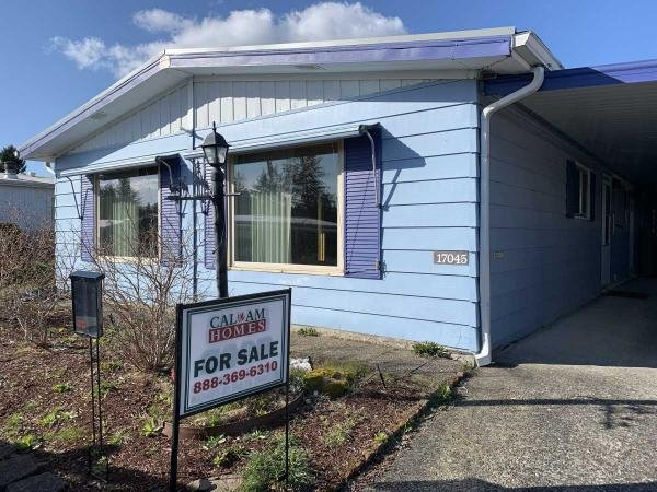 1973 Rex Mobile Home For Sale