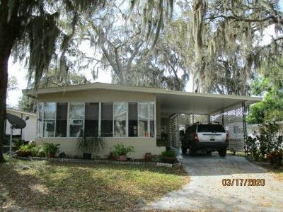 Mobile Home at 2613 Azalea Pl. Leesburg, FL 34748