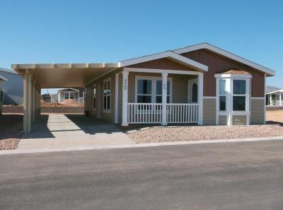 Mobile Home at 8700 E. University Dr. # 3407 Mesa, AZ 85207