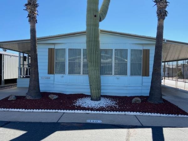 1979 Palm Harbor Mobile Home For Sale