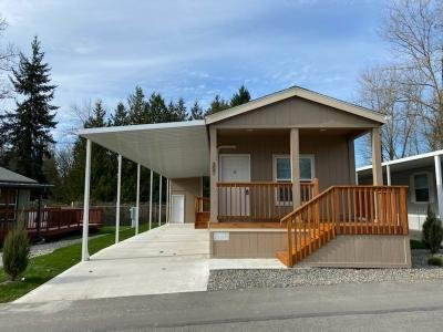 Mobile Home at 2101 S 324th St #307 Federal Way, WA