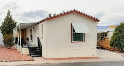 Mobile Home at Murray Blvd. Colorado Springs, CO