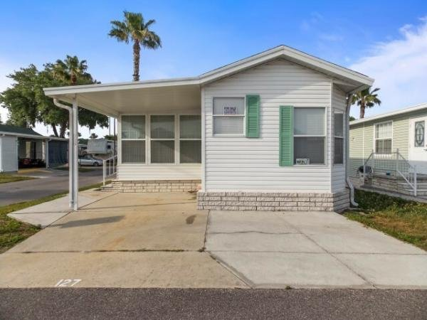 1999 Park Model Mobile Home For Sale
