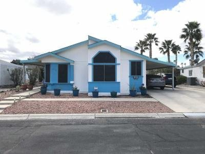 Mobile Home at 206 Vance Ct. Henderson, NV 89074