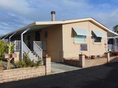 Mobile Home at 18555 Roberts Rd Sp # 107 Desert Hot Springs, CA 92241