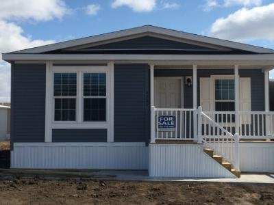 Mobile Home at 4264 Hedgewood Street Lot Hw4264 Saginaw, MI 48603