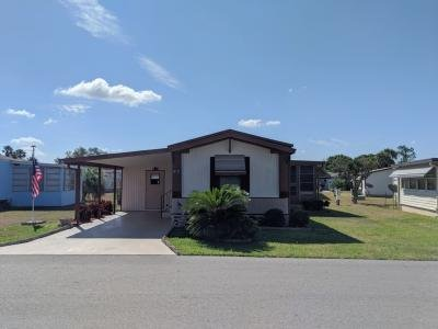 Mobile Home at 97 EIGHT IRON CIRCLE Mulberry, FL 33860