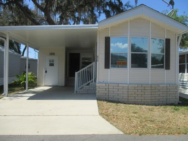 2005 CHIO Mobile Home For Sale