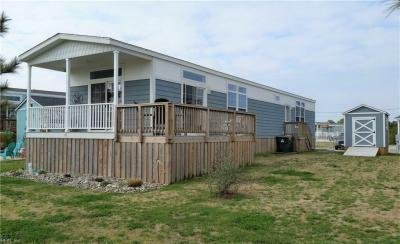 Mobile Home at 105 Rens Rd, Lot 67 Poquoson, VA 23662